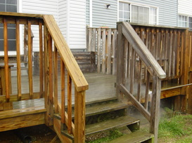 Deck Restoration Refinishing Pressure Washing And